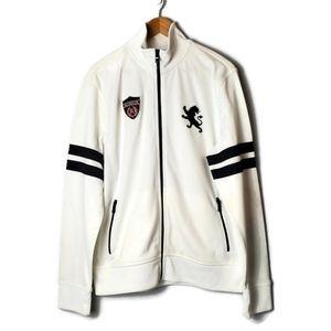 Express zip up jacket